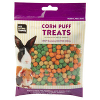 All Living Things™ Corn Puff Treats