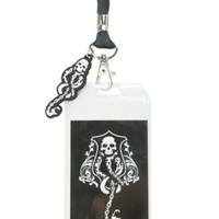 Harry Potter Unforgivable Curses Lanyard