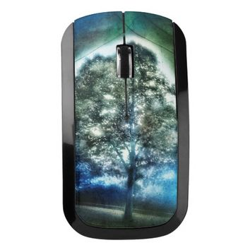 Mystical Tree Computer Mouse