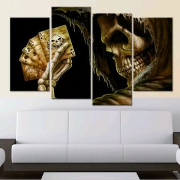 Framework Modular Pictures Modern On The Wall Art For Living Room Home Decor Abstract Painting On Canvas Drop Shipping