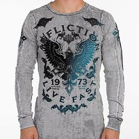 Affliction Discovery Method Thermal Shirt