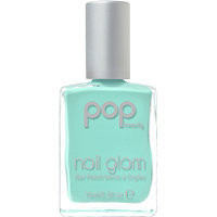 Pop Beauty Nail Glam Polish in Mint Magic