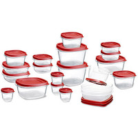 Walmart: Rubbermaid 40-Piece Easy Find Lid Food Storage Set