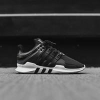 Best Sale adidas Originals EQT Support ADV - Black / White