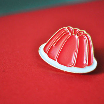 Jelly on a Plate pin!