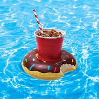 DONUT YOU KNOW IT THEY FLOAT! BEVERAGE BOATS