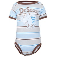Dr. Seuss - Horton Striped Infant Bodysuit