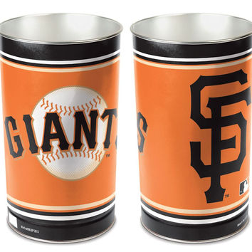 "San Francisco Giants 15"" Waste Basket"