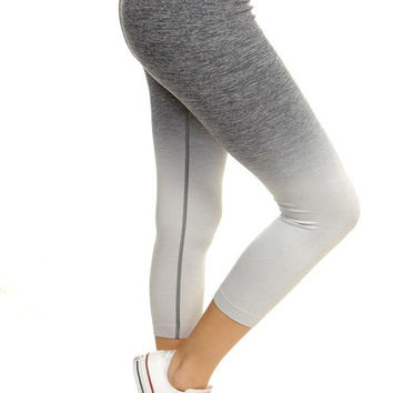 Ombre Seamless Yoga Pants - More Colors