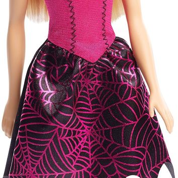 Barbie Halloween Witch Doll