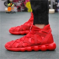 Hot Sale New Unisex Sport Casual Shoes Mix Fashion Men Women Breathable Flats Shoes Student Couples Casual Shoes Free Shipping