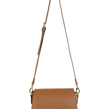 Caroline Vegan Leather Crossbody Bag
