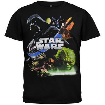 DCCK8UT Star Wars Attack Juvy T-Shirt