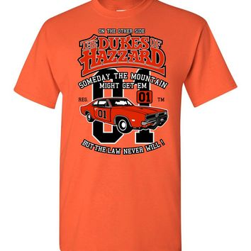 Dukes of Hazzard General Lee Unisex T-Shirt