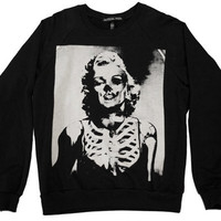 Marilyn // Crew // Black | ACTUAL PAIN