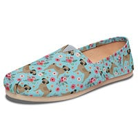 Puggle Flower Casual Shoes