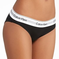 Calvin Klein Modern Cotton Bikini Panty F3787 at BareNecessities.com