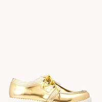 Standout Metallic Creepers