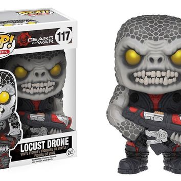 Gears of War Locust Drone Funko Pop! Vinyl Figure #117