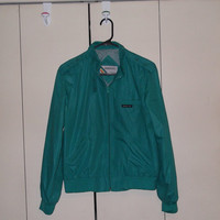 vintage 1980s teal MEMBERS ONLY jacket small medium