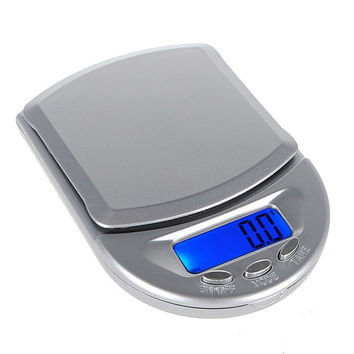 TOP Quality The new 500g/0.1g mini Small Mini Digital Scales Gold Herbs Diamond Electric Weighing Scales
