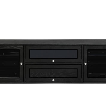 Majestic EX 70-inch American Solid Wood Media Console / TV Stand / AV Cabinet