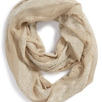Junior Women's BP. Woven Infinity Scarf