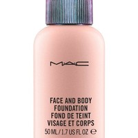 MAC Mirage Noir Studio Face & Body Foundation (Limited Edition) | Nordstrom