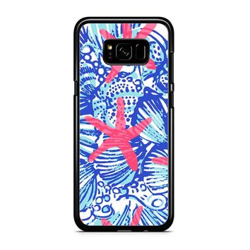 Lilly Pulitzer She She Shells Samsung Galaxy Note 5 Case