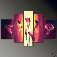 Modern Abstract Huge Canvas Oil Painting97   donspricly - Painting on ArtFire
