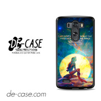 The Little Mermaid Quote For LG G3 Case Phone Case Gift Present