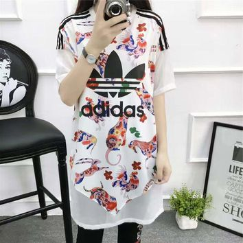 ac NOV2EW wanelu : Adidas£º Fashion casual lady dress