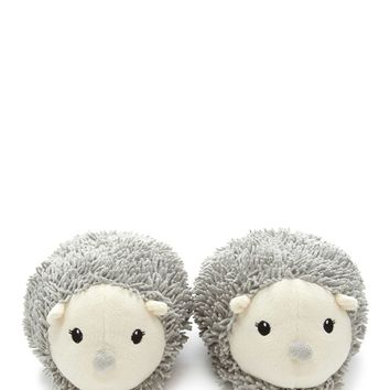 Porcupine Slippers