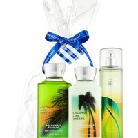 The All New Daily Trio Coconut Lime Breeze