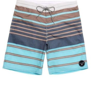 DCCKJH6 Billabong Spinner Boardshorts - Mens Board Shorts - Green -