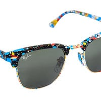 Check out Ray-Ban RB3016 49 ARTIST CLUBMASTER sunglasses from Sunglass Hut http://www.sunglasshut.com/us/410000268711