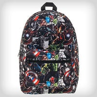 Marvel Avengers Comic Book Backpack - Spencer's