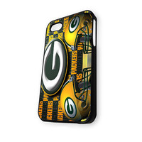 Bay Packers Helmet Logo iPhone 5C Case
