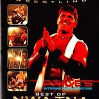 Best Of NWA-TNA Title Matches wrestling 2003 DVD new & sealed Only 10 Available!