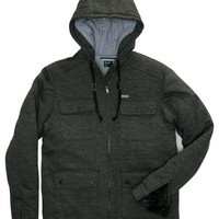 RVCA Mens : Hoodies / Fleece - Way Holmer Fleece