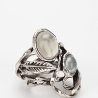Double-Stone Ring