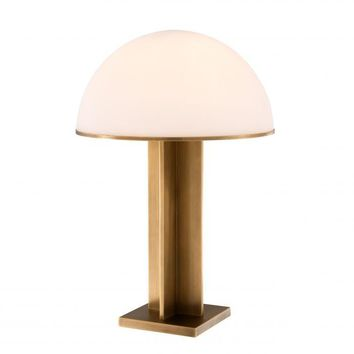 Mid Century Mushroom Table Lamp | Eichholtz Berkley
