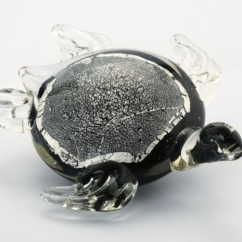 Black Glass Turtle