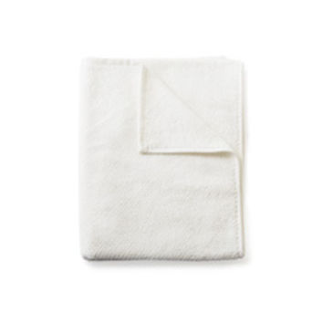 Coyuchi Organic Cotton Hand Towel (White)