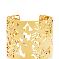 Kate Spade All A Flutter Cuff Gold ONE