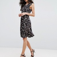 French Connection Botero Ponte Dress at asos.com