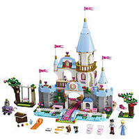 LEGO Disney Cinderella's Romantic Castle (41055)