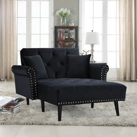 Madison Home USA Sleeper Chaise Lounge - Walmart.com