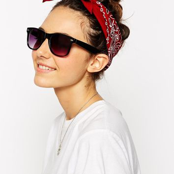 ASOS Bandana Print Headscarf Neckerchief at asos.com