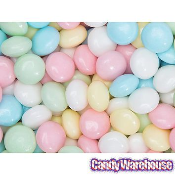 Pastel Polar Mints Candy: 5LB Bag | CandyWarehouse.com